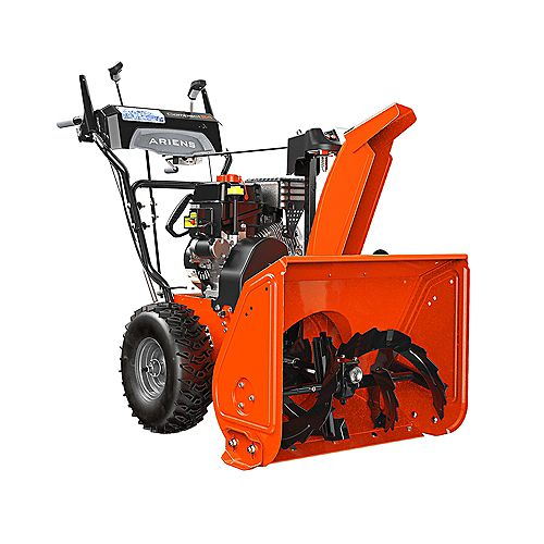 Ariens Compact 24 2-stage gas sno thro with Auto-Turn feature