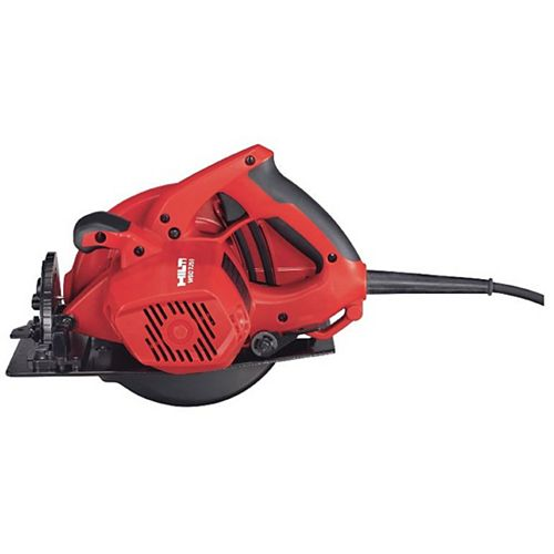 WSC 7.25-S 15 Amp 7-1/4 inch Circular Saw (7-1/4 in. blade included)