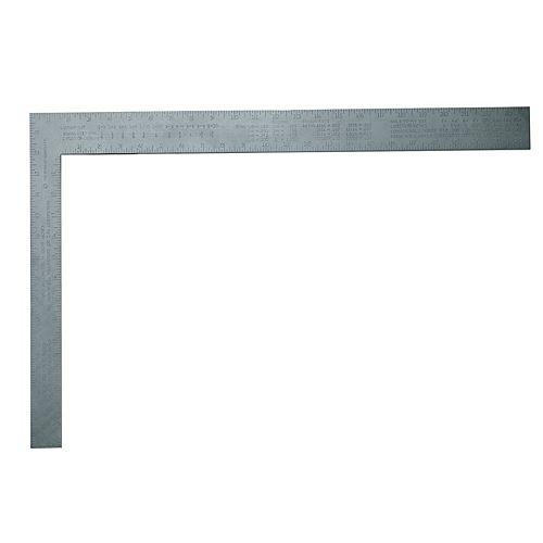 24-inch Aluminum English Carpenters Square