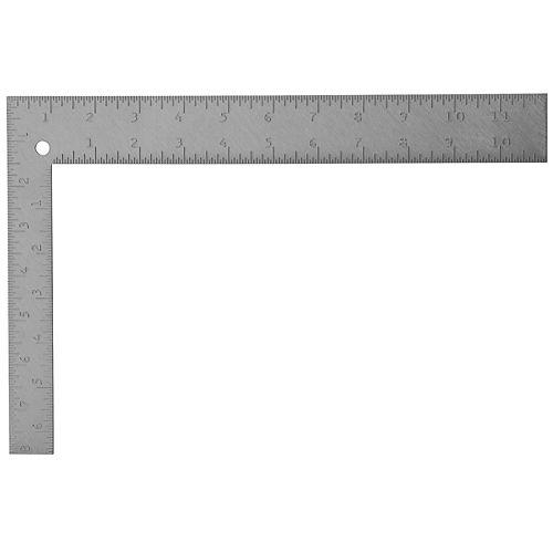 12-inch English Steel Square