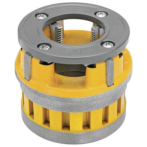 1-1/4-inch High-Speed Pipe Threader Die Head (DCE700114)
