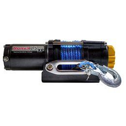 Treuil électrique Runva  12V 2500lb pour VTT et  VHR  Ensemble Expert