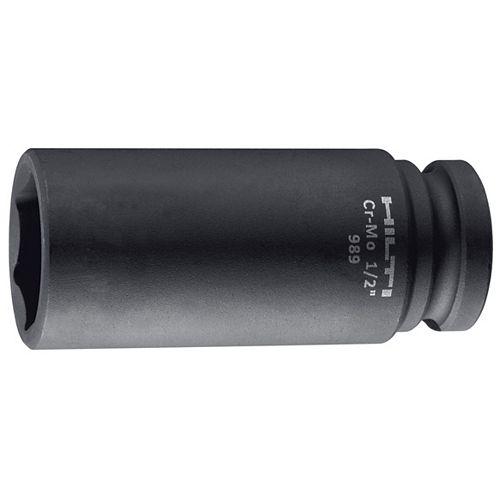 Hilti 1/2 inch - 1-5/16 inch S-NSD Deep Impact Socket