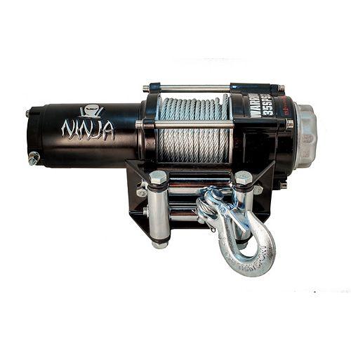 Treuil à engrenages planétaires 2500 LB série Ninja