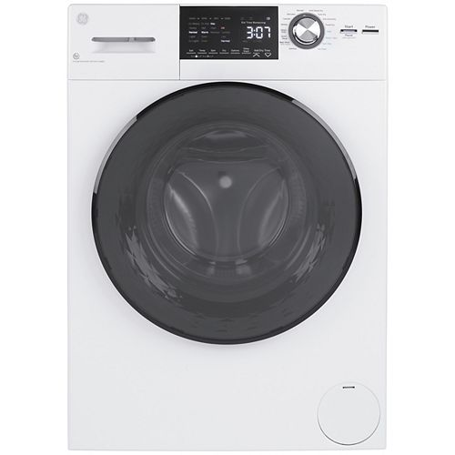 24-inch 2.8 cu. ft.Capacity Front Load Washer/Condenser Dryer Combo