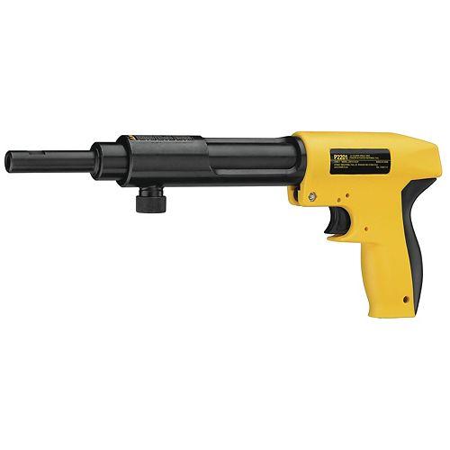 Single Shot .22 Caliber Powder Actuated Trigger Tool