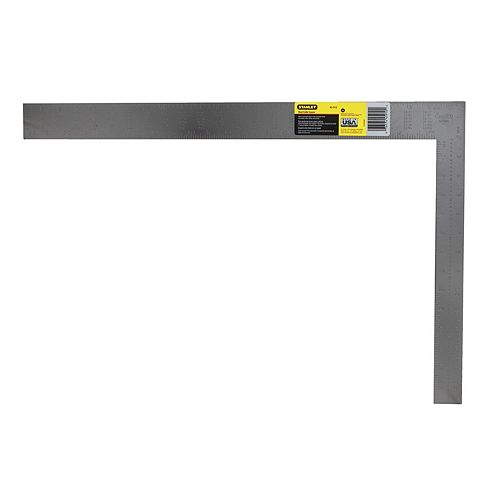 24-inch Steel English Rafter/Roofing Square