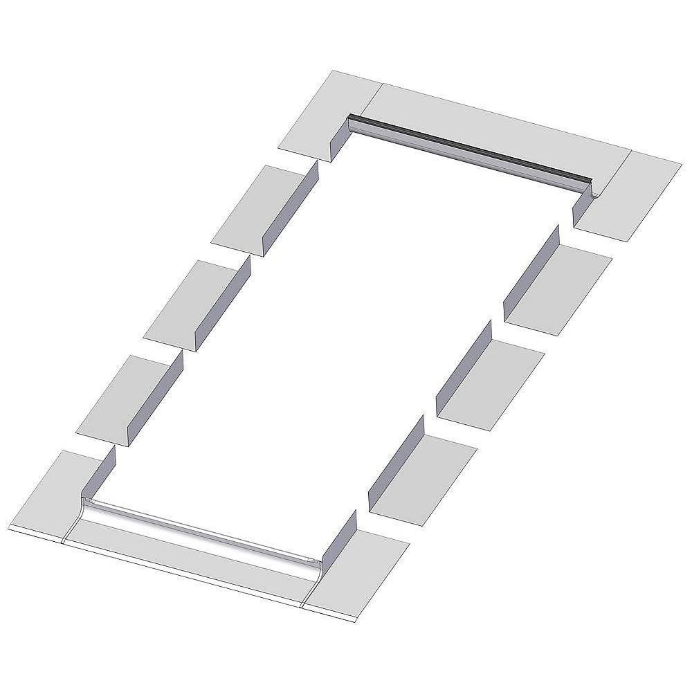 Fakro Skylights Solin EL pour puits de lumière cadre intégré modèle 106