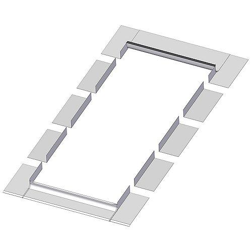 Solin EL pour puits de lumière cadre intégré modèles 504, 506 et 508