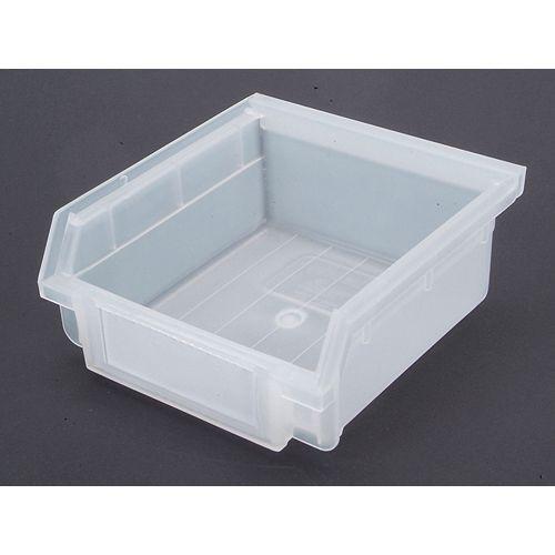 LocBin Non-Stacking Small Translucent Hanging Storage Bin (30-Pack)