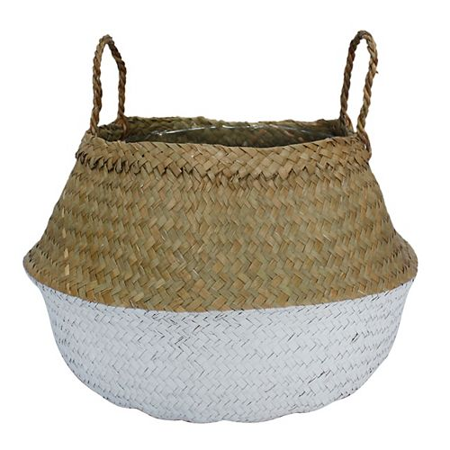 Big Belly Seagrass Storage Basket