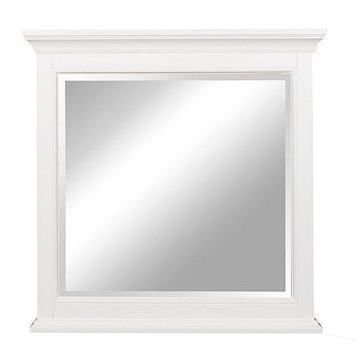 Brantley Miroir Blanc de 32 po