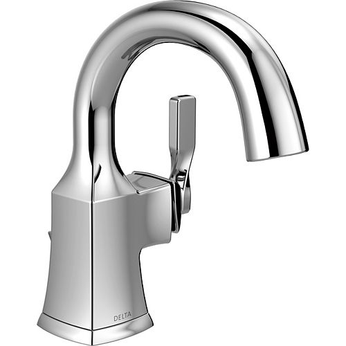 Sawyer Single Handle Bathroom Faucet in Chrome