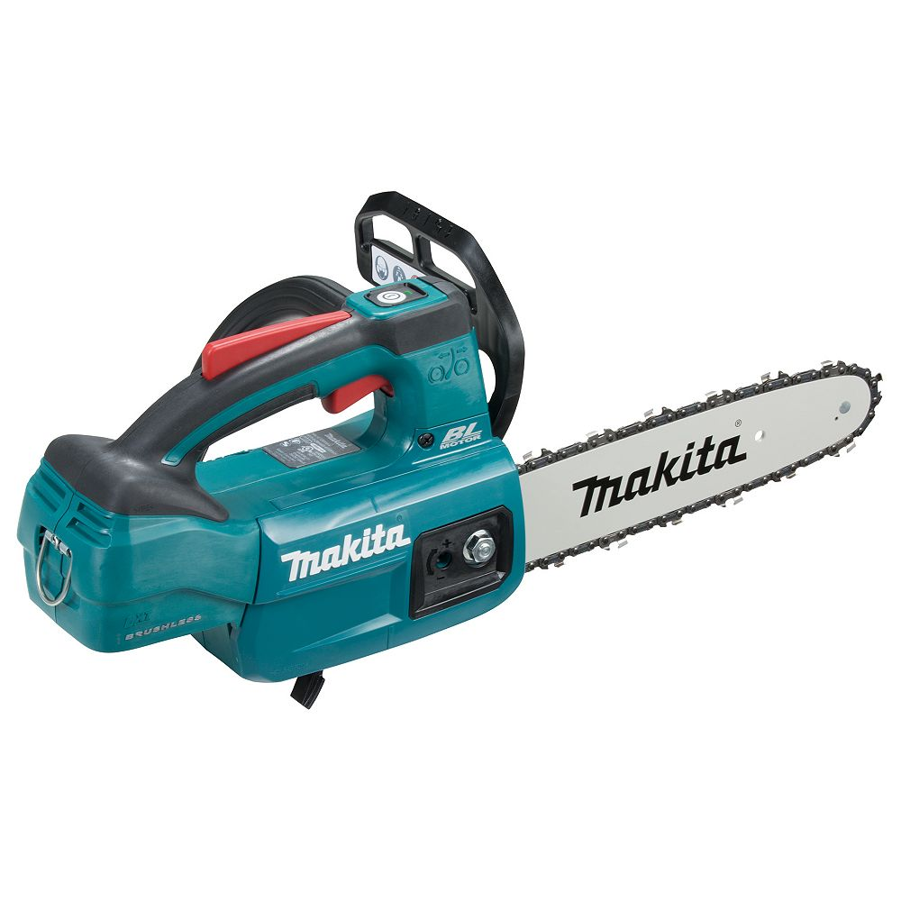 MAKITA 10-inch 18V LXT Cordless Top Handle Chainsaw