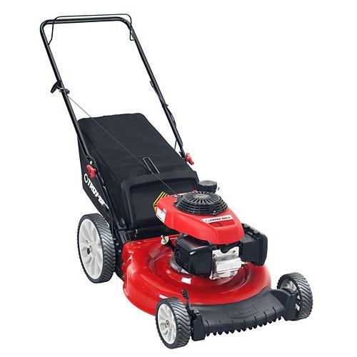 21-inch 160cc Honda 2-in-1 Gas Push Lawn Mower