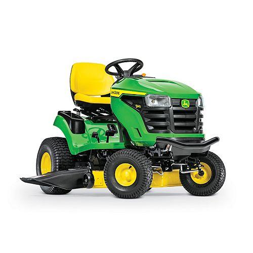 John Deere S140 48-inch Deck 22 HP Hydro Lawn Tractor