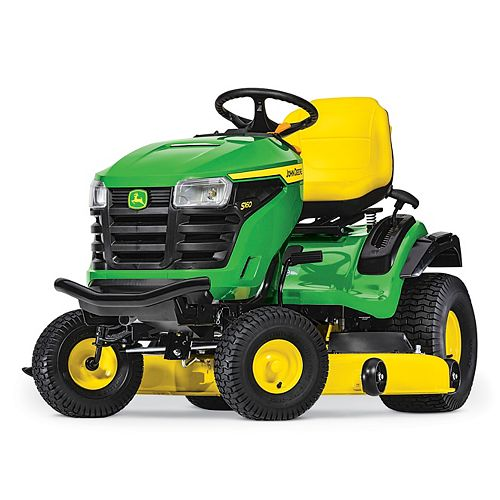 S160 48-inch Deck 24 HP Hydro Lawn Tractor