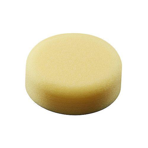 3 -inch Yellow Foam Polishing Pad