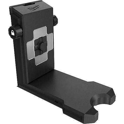 Monture laser à connexion rapide 360 degrés