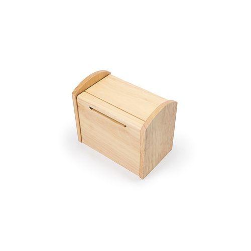 Wood Recipe Card Box