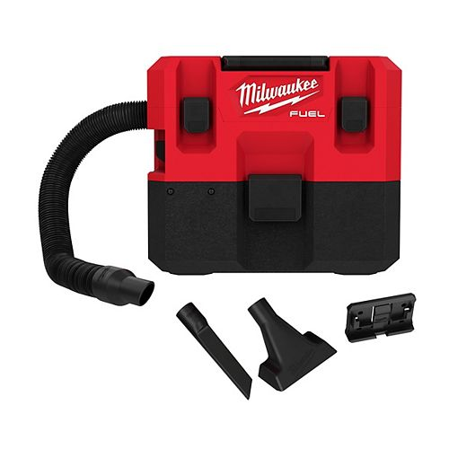 M12 FUEL 12V Lithium-Ion Cordless 1.6 Gal. Wet/Dry Vacuum (Tool-Only)