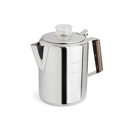 Stainless Steel Percolator, 9 Cup
