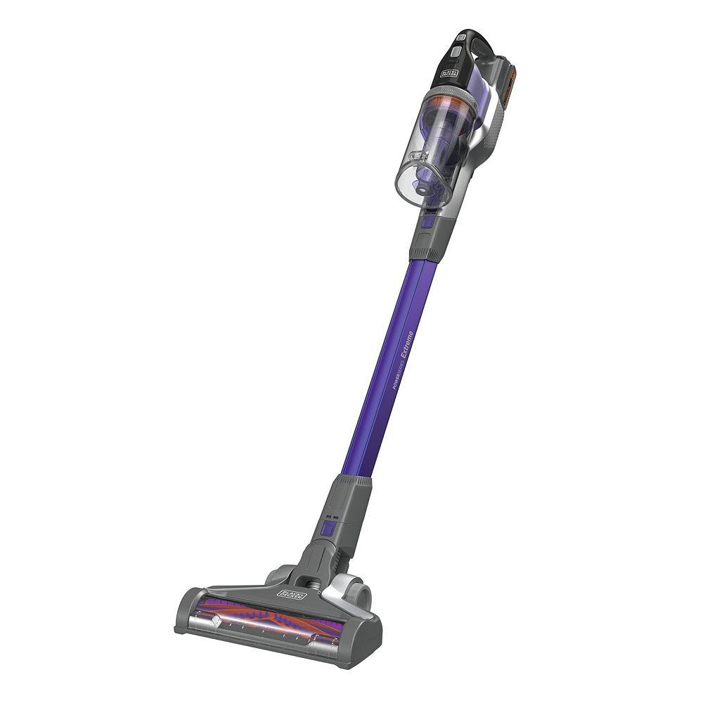 BLACK+DECKER POWERSERIES Extreme Cordless Stick Vacuum for Pets (BSV2020P)