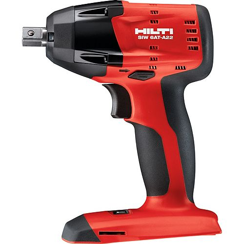 Hilti SIW 6AT 22-Volt Lithium-Ion Brushless Cordless 1/2 inch Impact Wrench (Tool-Only)