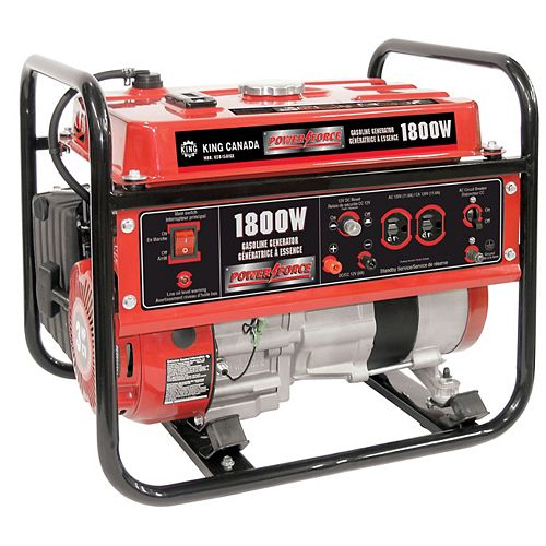 1800W Gasoline Generator