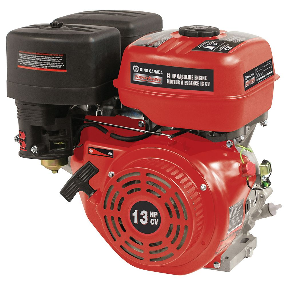 King Canada 13 HP Gasoline Engine