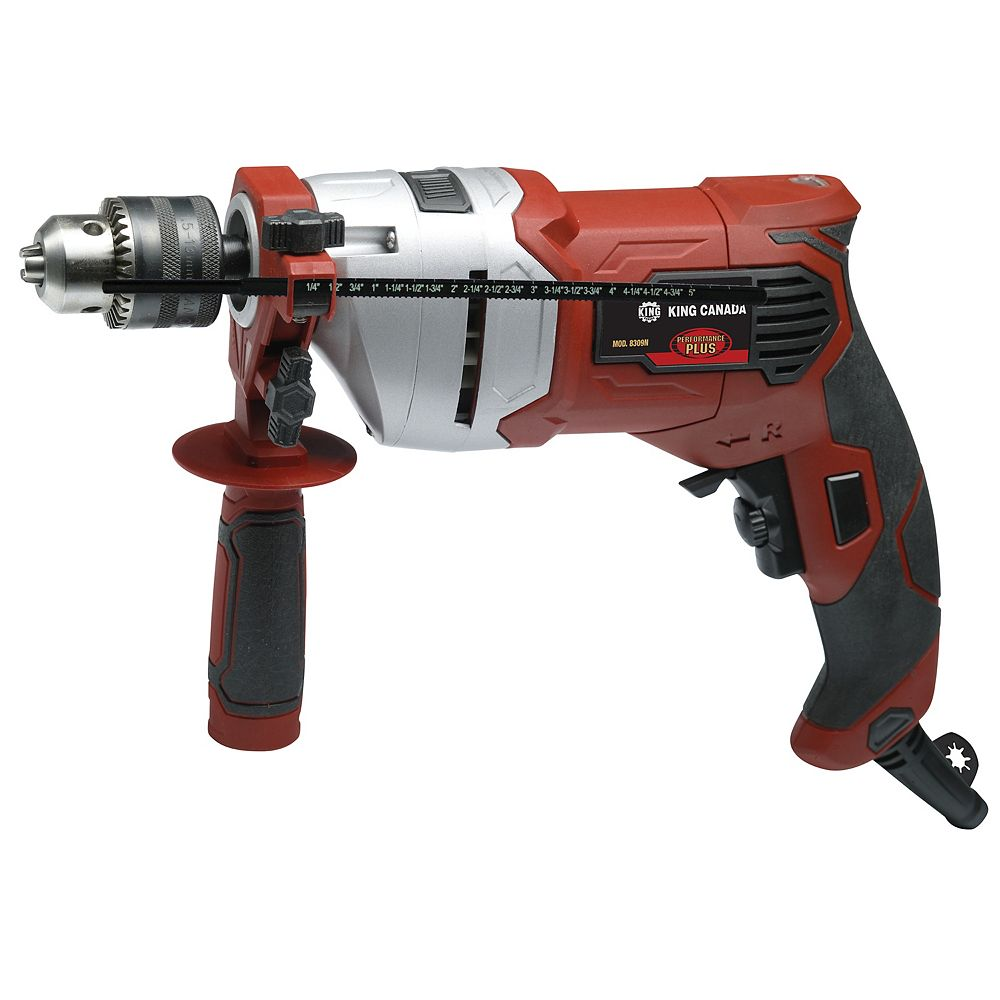 King Canada 1/2 inch Electric Hammer Drill