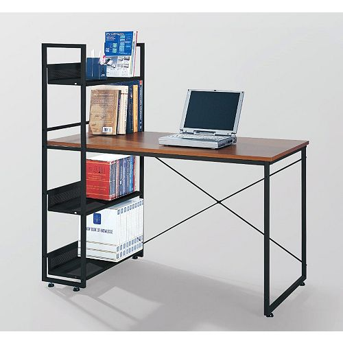 Leo Space Saver Desk /Bookshelf Combo