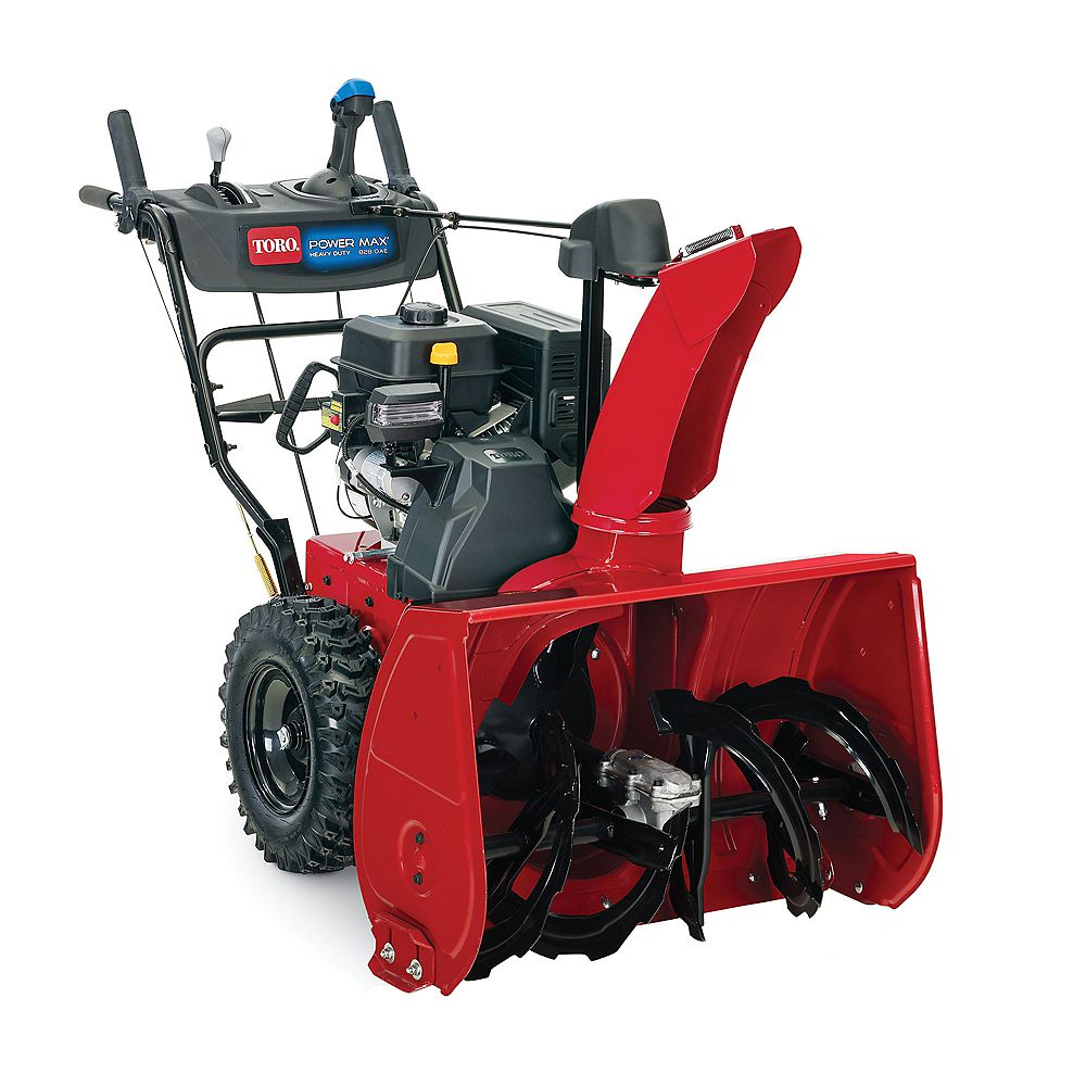 Toro Power Max HD 828 OAE 28 in. 252cc Two-Stage Electric Start Gas Snow Blower