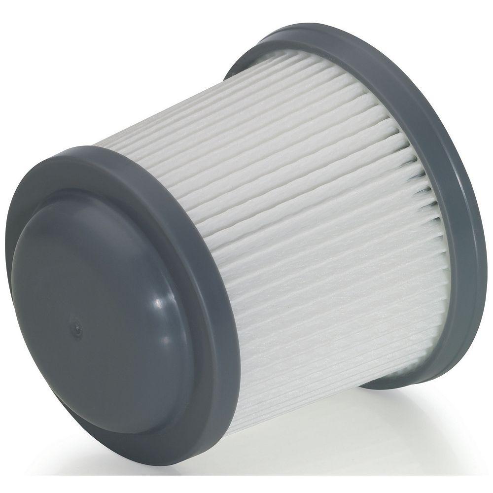 Black & Decker Filtre de remplacement pour les aspirateurs à pivot (PVF110)
