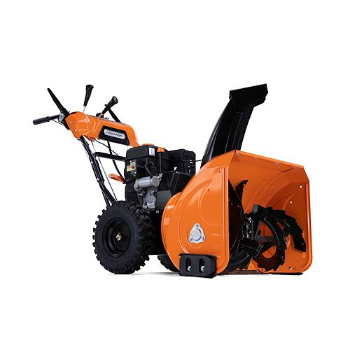 Generac 28 in. Two-Stage Gas Snow Blower with Electric Start
