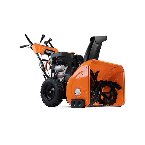 30 in. Two-Stage Electric-Start Gas Snow Blower
