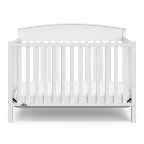 Lit de Bébé 4-en-1 Benton de Graco Blanc