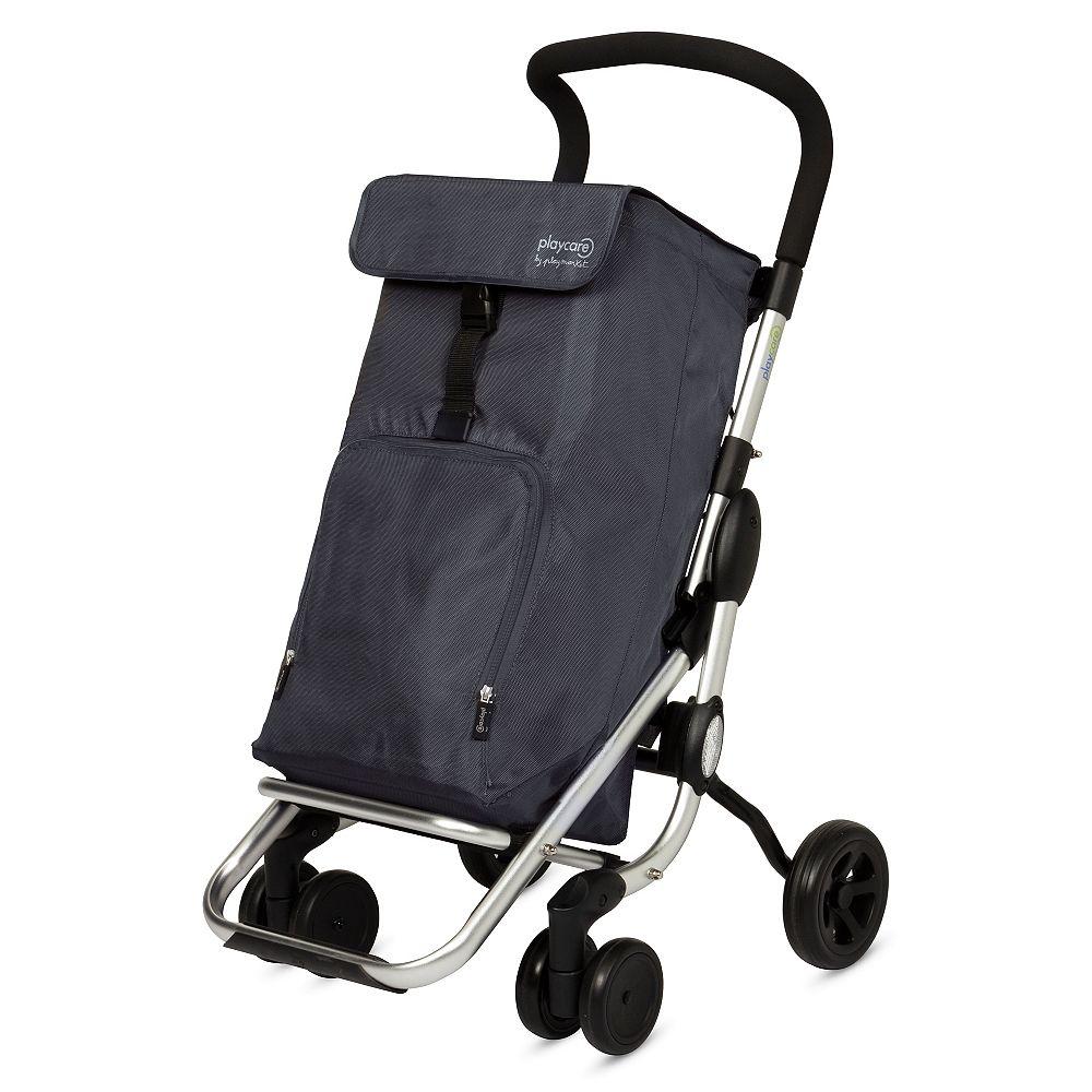 Playmarket Playmarket Playcare Shopping Trolley - Grey