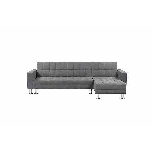 Mezzo Polyester Sectional Sofa