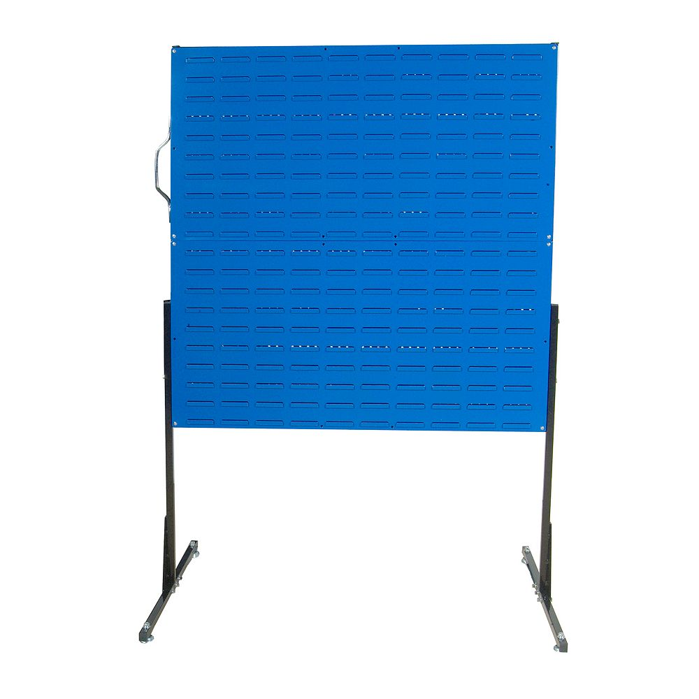 Triton 50 In. W Free-Standing Unit with 4 Louvered Panels