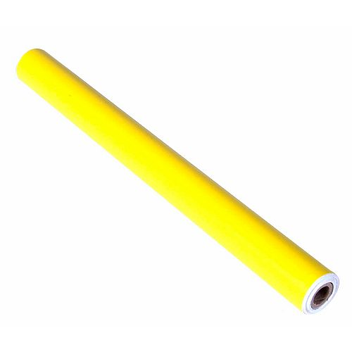12 in. x  60 in.  Shadow Board Yellow Vinyl Self-Adhesive Tape Roll