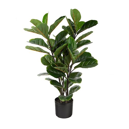 Fiddle leaf fig artificial 35in