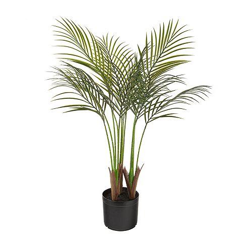Areca palm artificial 35in