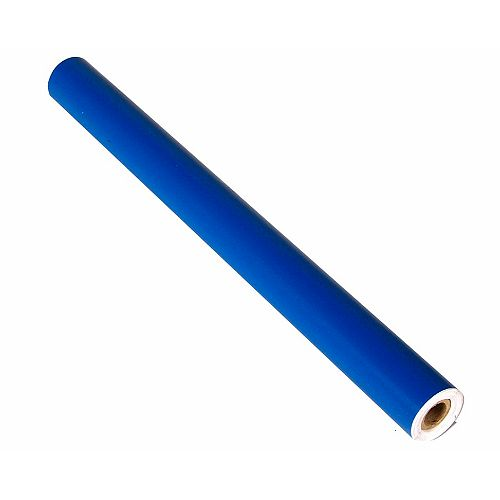 12 in. x  60 in.  Shadow Board Blue Vinyl Self-Adhesive Tape Roll