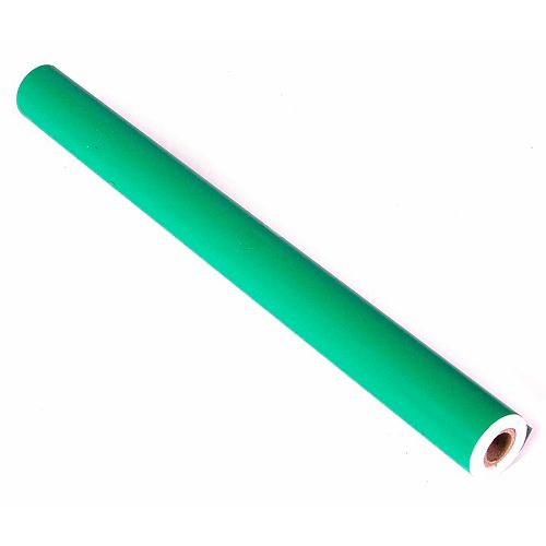 12 in. x  60 in.  Shadow Board Green Vinyl Self-Adhesive Tape Roll