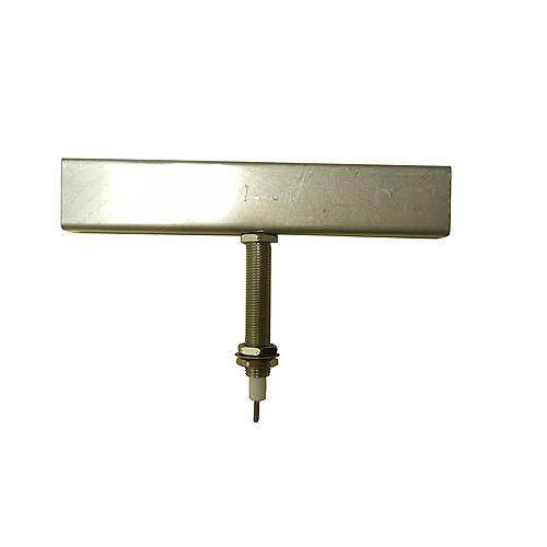 "cross-over electrode 5.625"" wide"