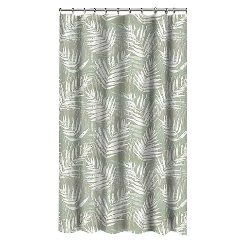 Palmer Shower Curtain 72 x 72 inch Multicolor Print