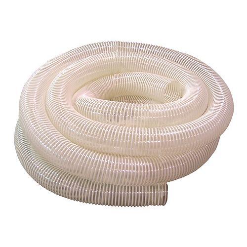 Clear Flexible Collapsible PVC Hose