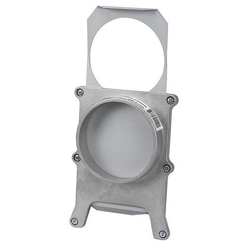 4 inch Aluminum Blast Gate