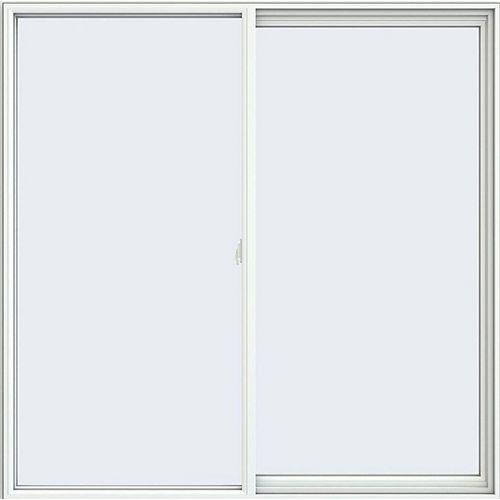 """JELD-WEN Special Buy Window 36""""x36"""" Slider, 6 5/8"""" Wood Jamb, Low-E Argon, Screen"""